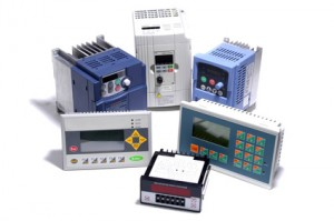 Industrial frequency inverters, controllers and counters